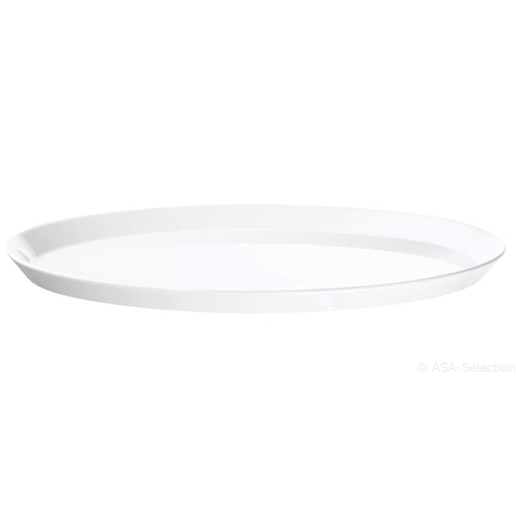 ASA GERMANY Poletto Serving Tray / Top, Oval 49x3x3cm