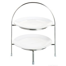 Etagere Two-Tiered
