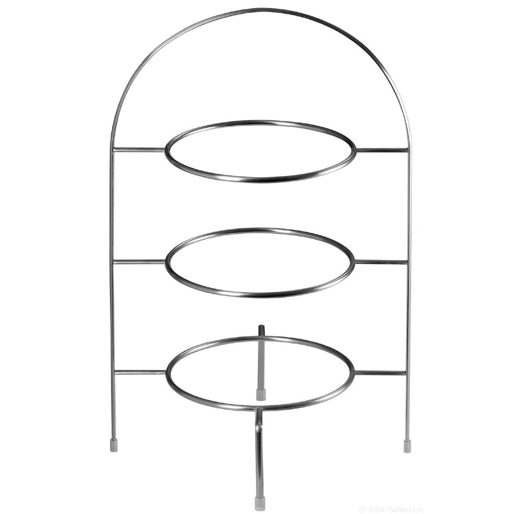 ASA GERMANY Etagere Three-Tiered