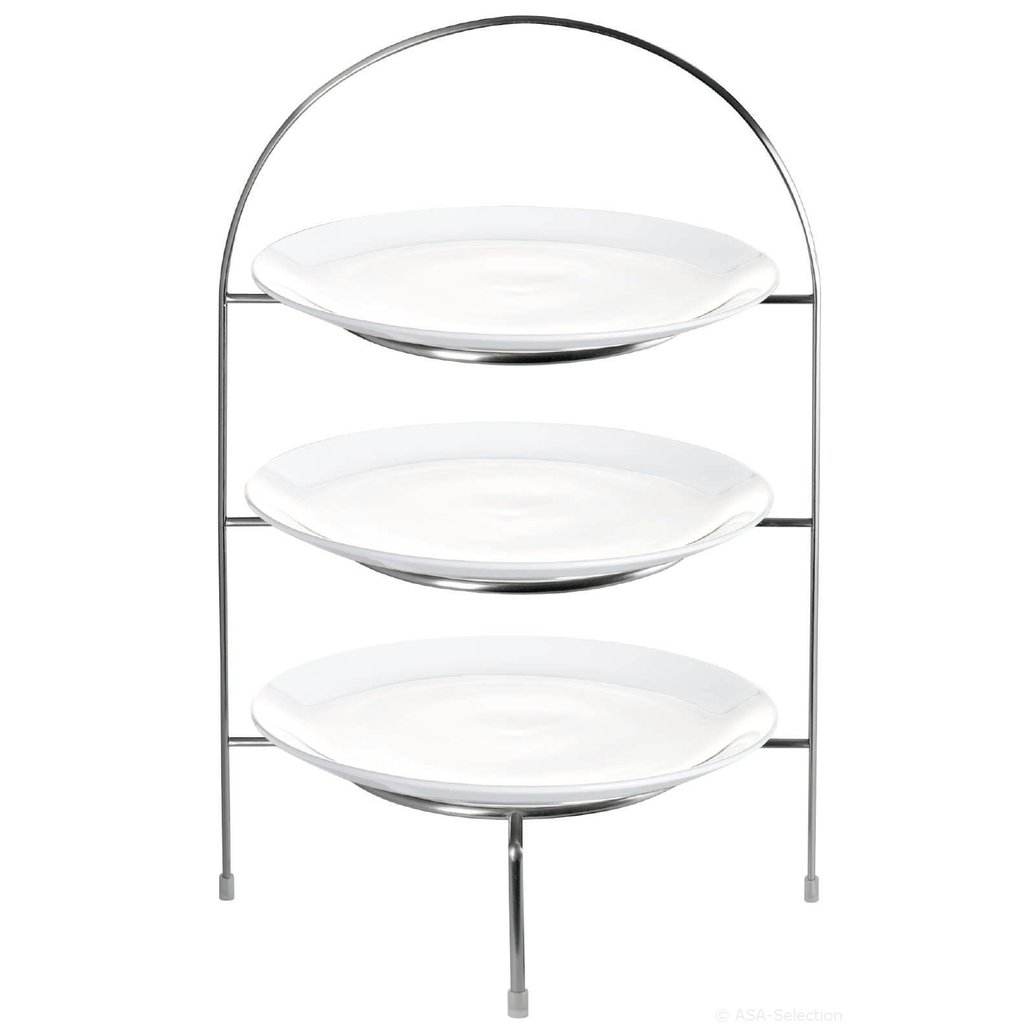 Etagere Three-Tiered