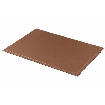 GIOBAGNARA Phil Desk Blotter 50 x 70 Mud