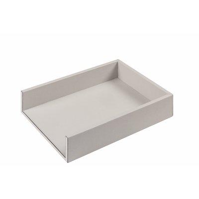 GIOBAGNARA A4 Paper Tray 24 x 33 cm Mud