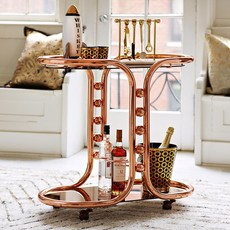 JONATHAN ADLER Rocket Decanter Whiskey