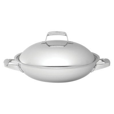 ZWILLING Truclad Wok With Lid 13''