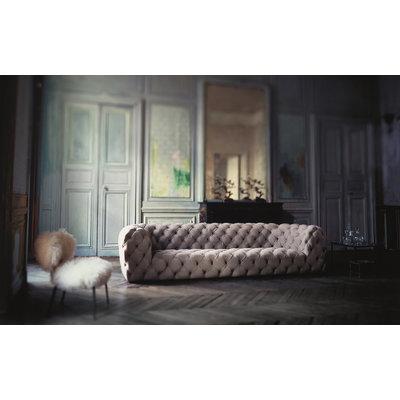 BAXTER Chester Moon Sofa Seat Leather Nabuck Kiwi