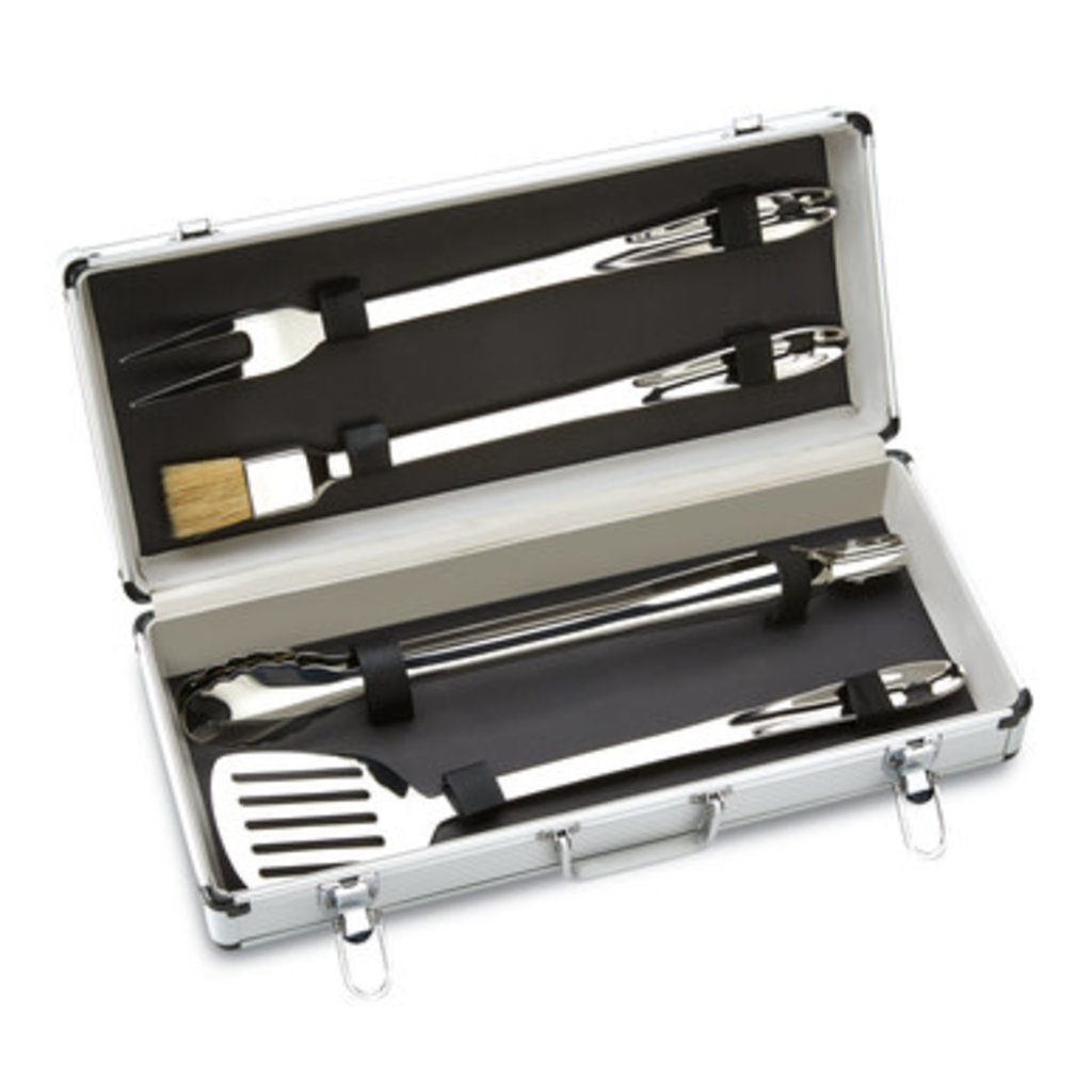 ALL-CLAD Barbecue Tool Set In Case