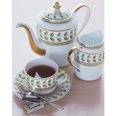 BERNARDAUD Constance Coffee & Tea Collection