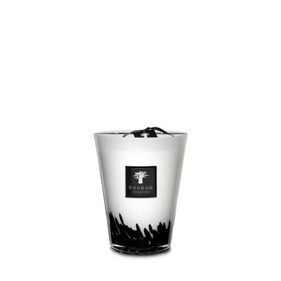 BAOBAB COLLECTION Feathers Candle