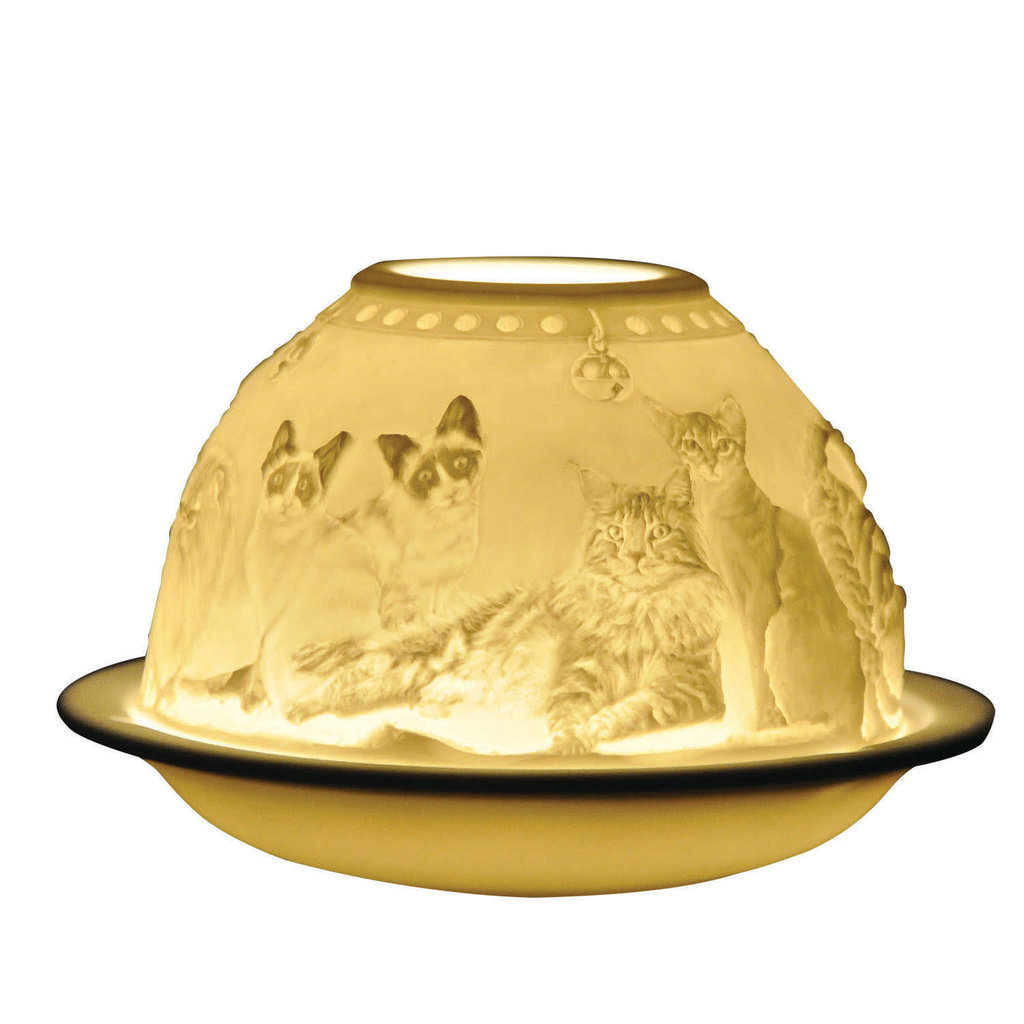 BERNARDAUD Lithophanie Collection Animaux