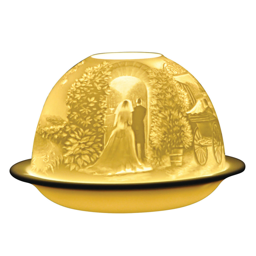 BERNARDAUD Votivelight Religious Collection