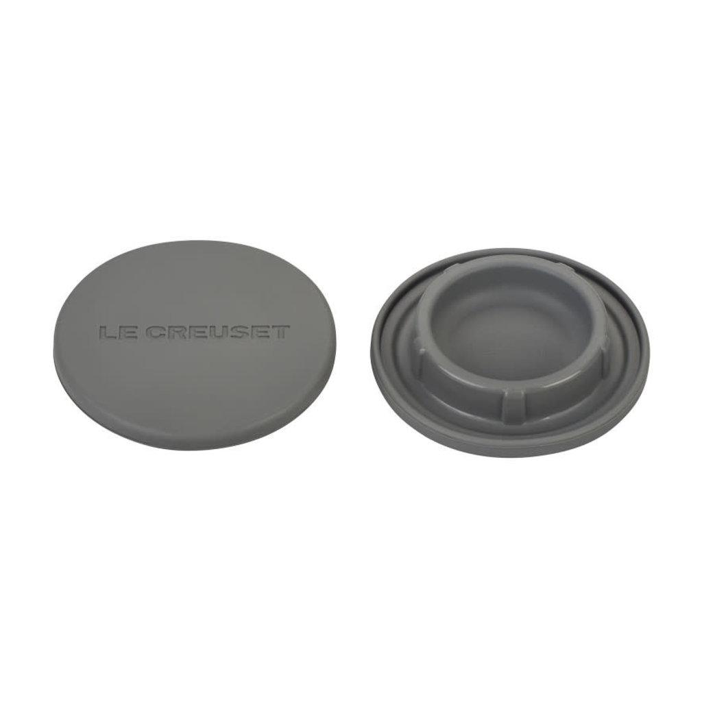 LE CREUSET Set of 2 Silicone Mill Caps 6.5cm
