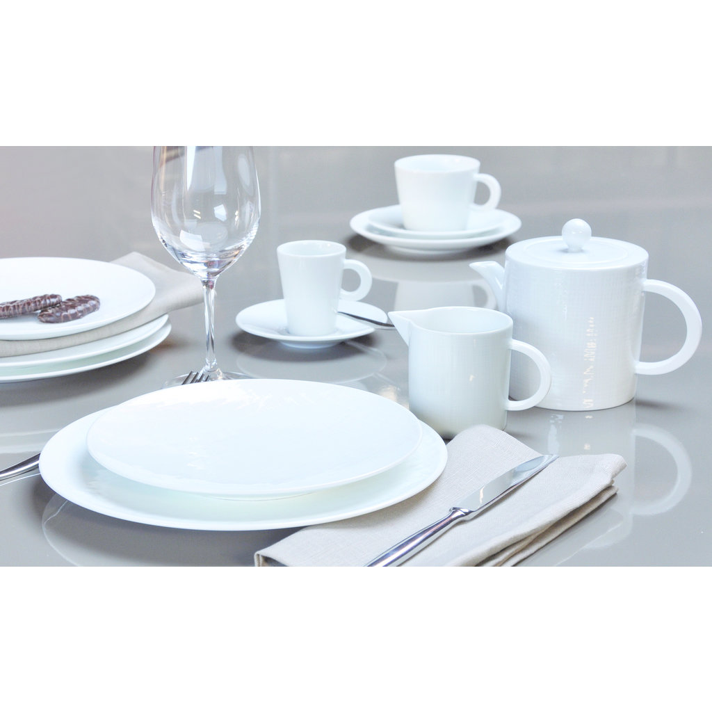 BERNARDAUD Organza Dinnerware Collection