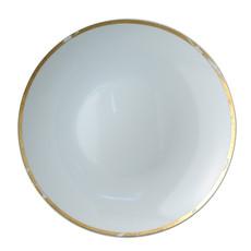 BERNARDAUD Gold/Argent Leaf Collection de Vaisselle