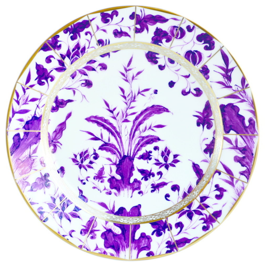 BERNARDAUD Prunus Collection de Vaisselle
