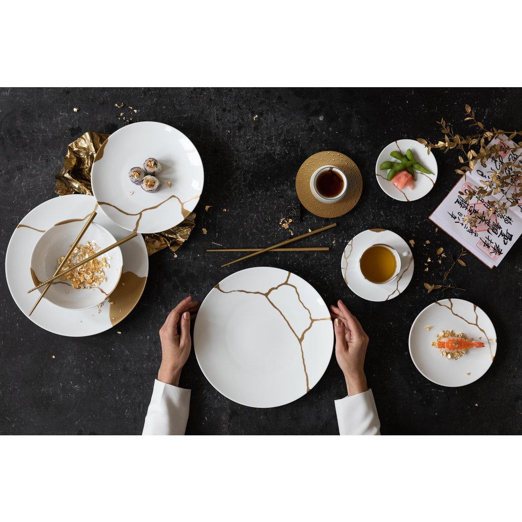 BERNARDAUD Kintsugi Dinnerware Collection