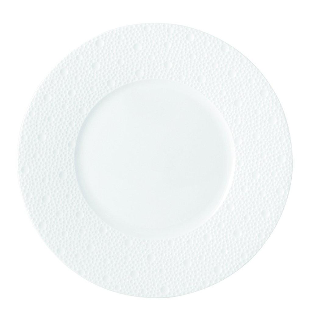 BERNARDAUD Ecume Blanc Collection de Vaisselle