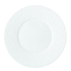BERNARDAUD Ecume White Dinnerware Collection