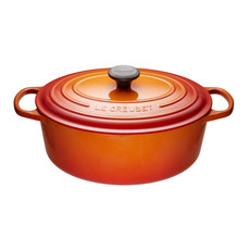 LE CREUSET Oval French Oven 6.3 L - 31 CM