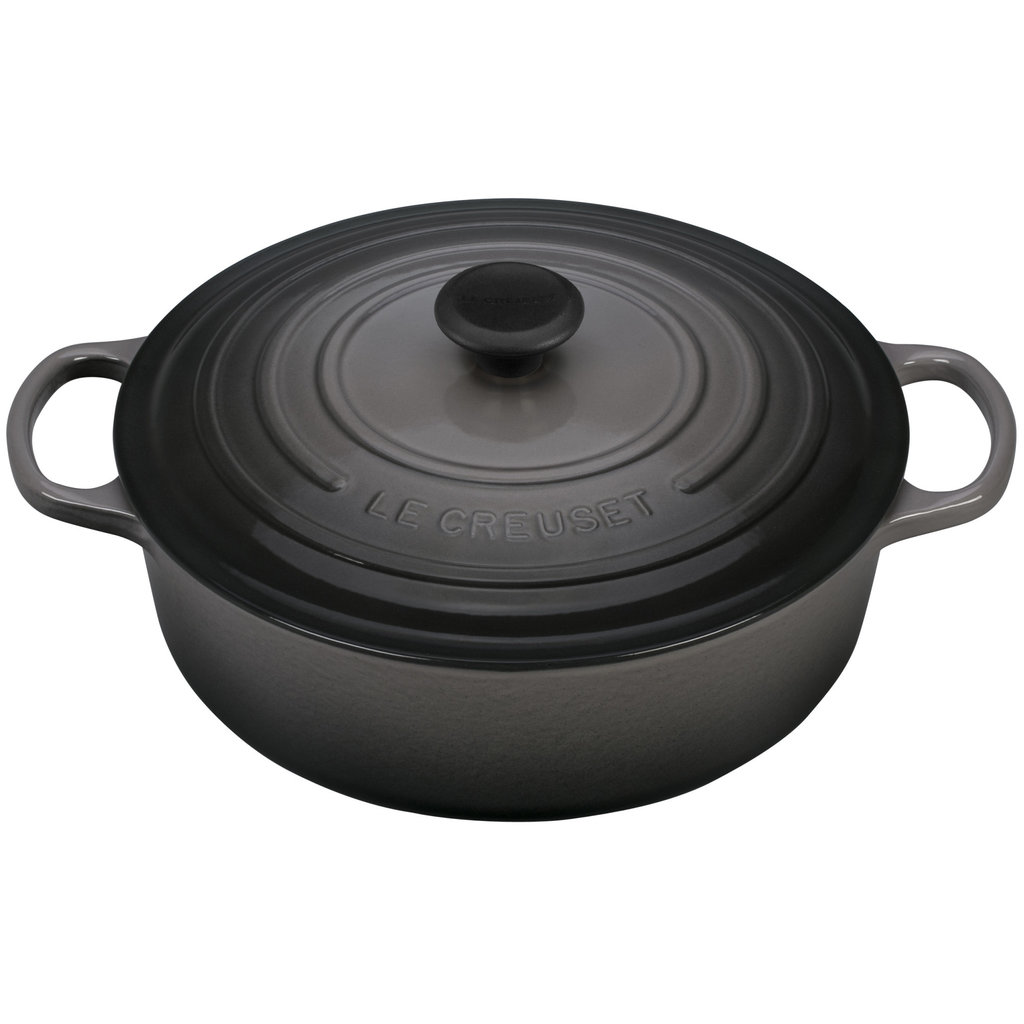 LE CREUSET Shallow Round French Oven 6.2 L - 30 CM