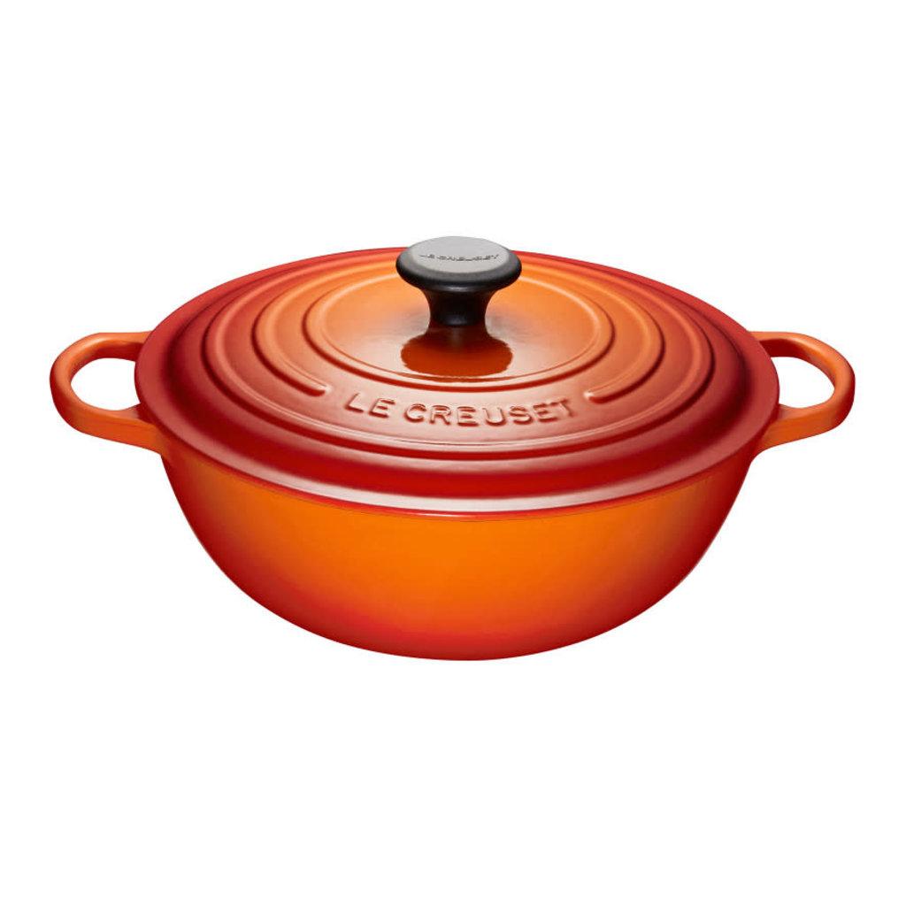 LE CREUSET Cocotte de Chef 4.9L - 28 CM