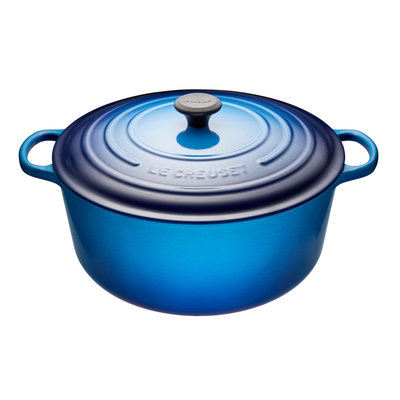 LE CREUSET Round French Oven 8.1 L - 30 CM