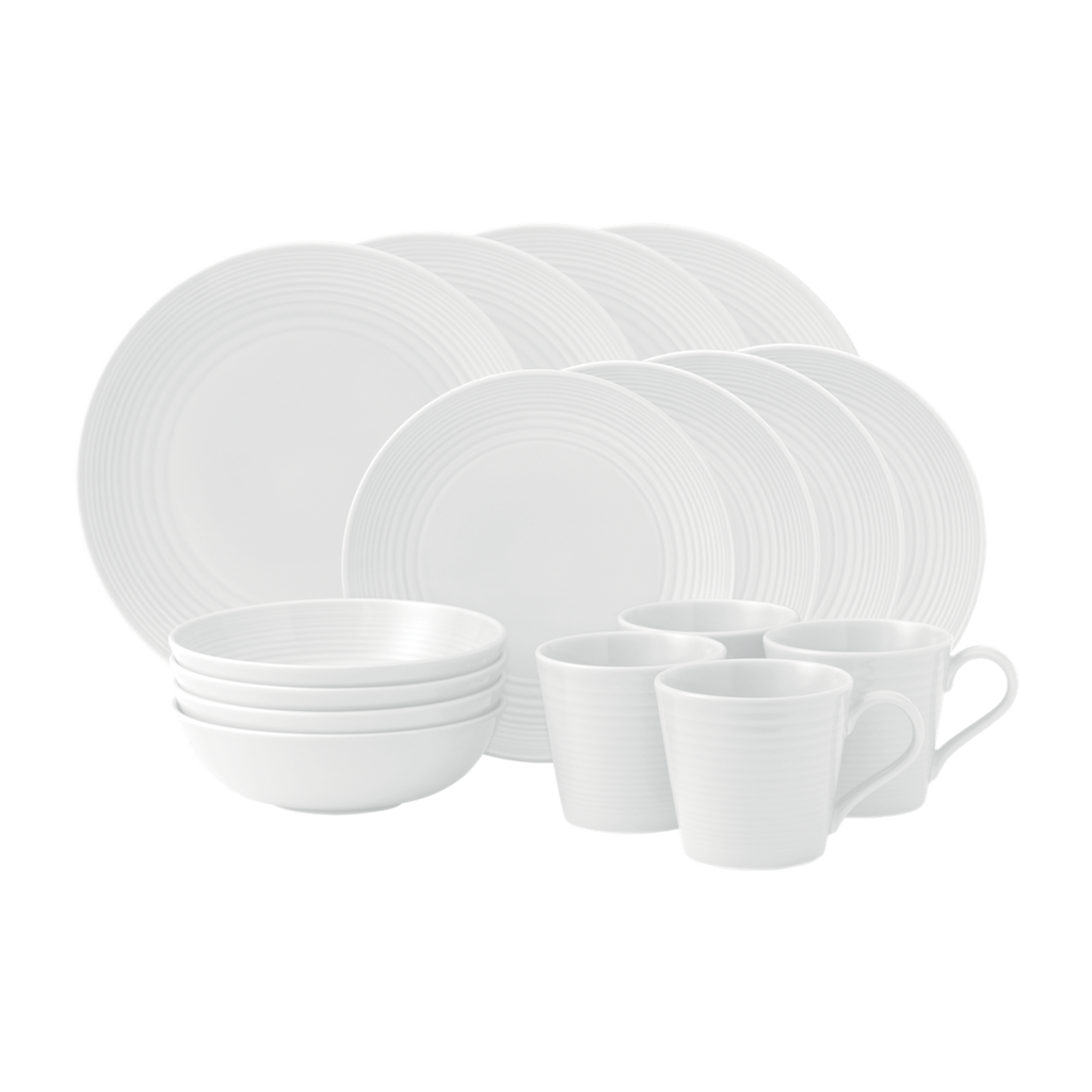 ROYAL DOULTON Collection de Vaisselle Maze