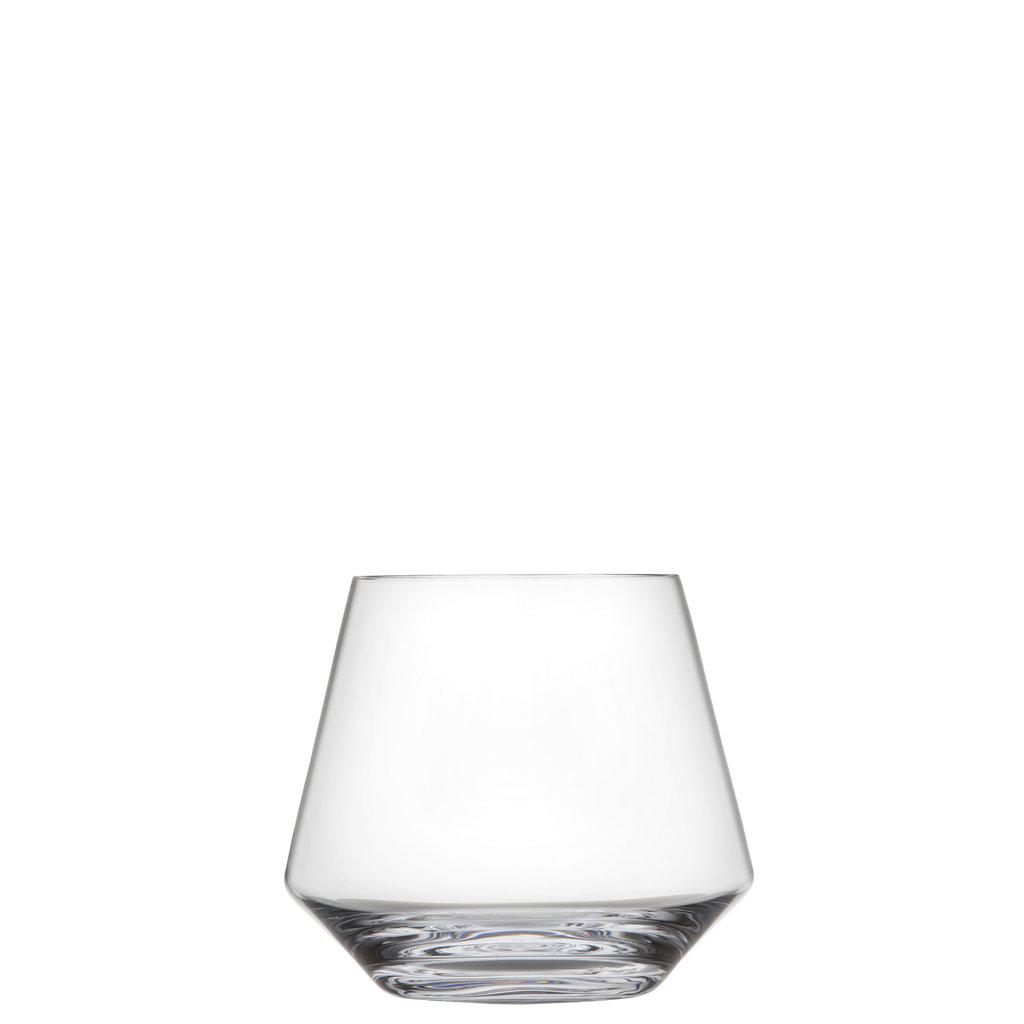 SCHOTT ZWIESEL Tritan Pure Stemless Wine Gobelet Burgundy 17.1 Oz Ensemble/6