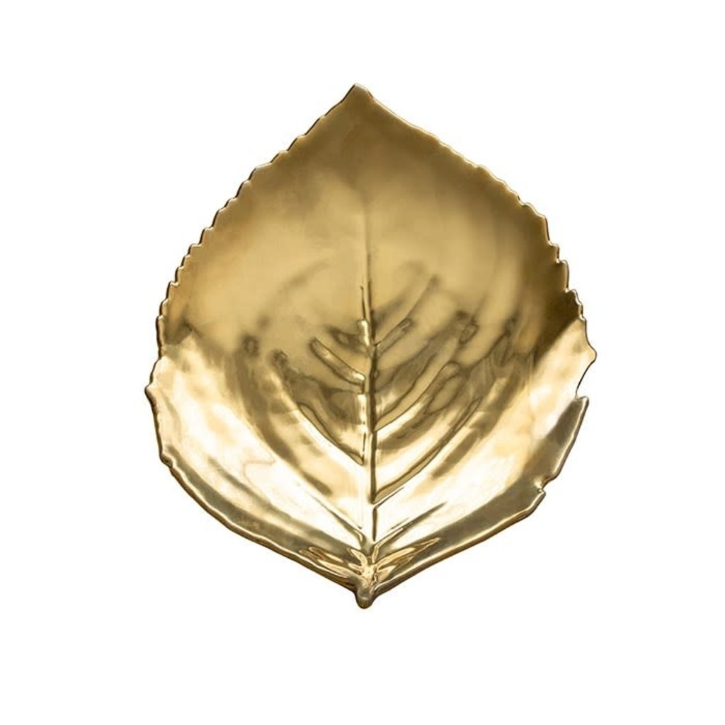 Riviera Gold Hydrangea Leaf