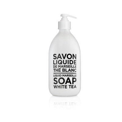 COMPAGNIE DE PROVENCE Savon Liquide Thé  Blanc 500 ml