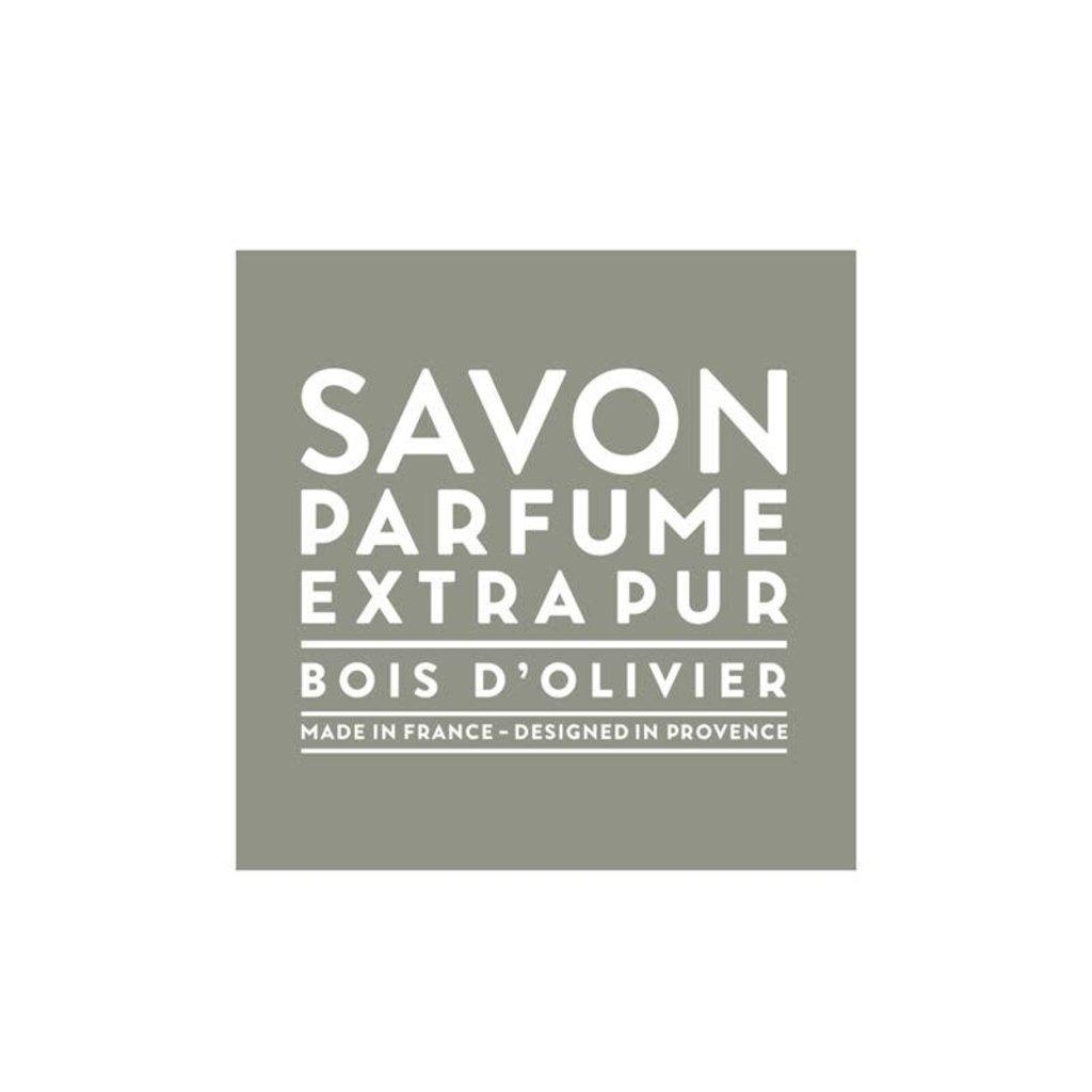 LOTHANTIQUE Compagnie de Provence Savon Parfumé Extra Pur Bois d'Olivier 100 g