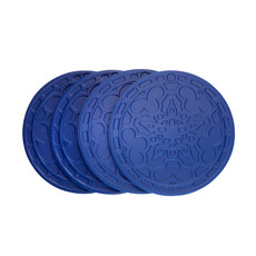 LE CREUSET KTACC Set of 4 French Coasters