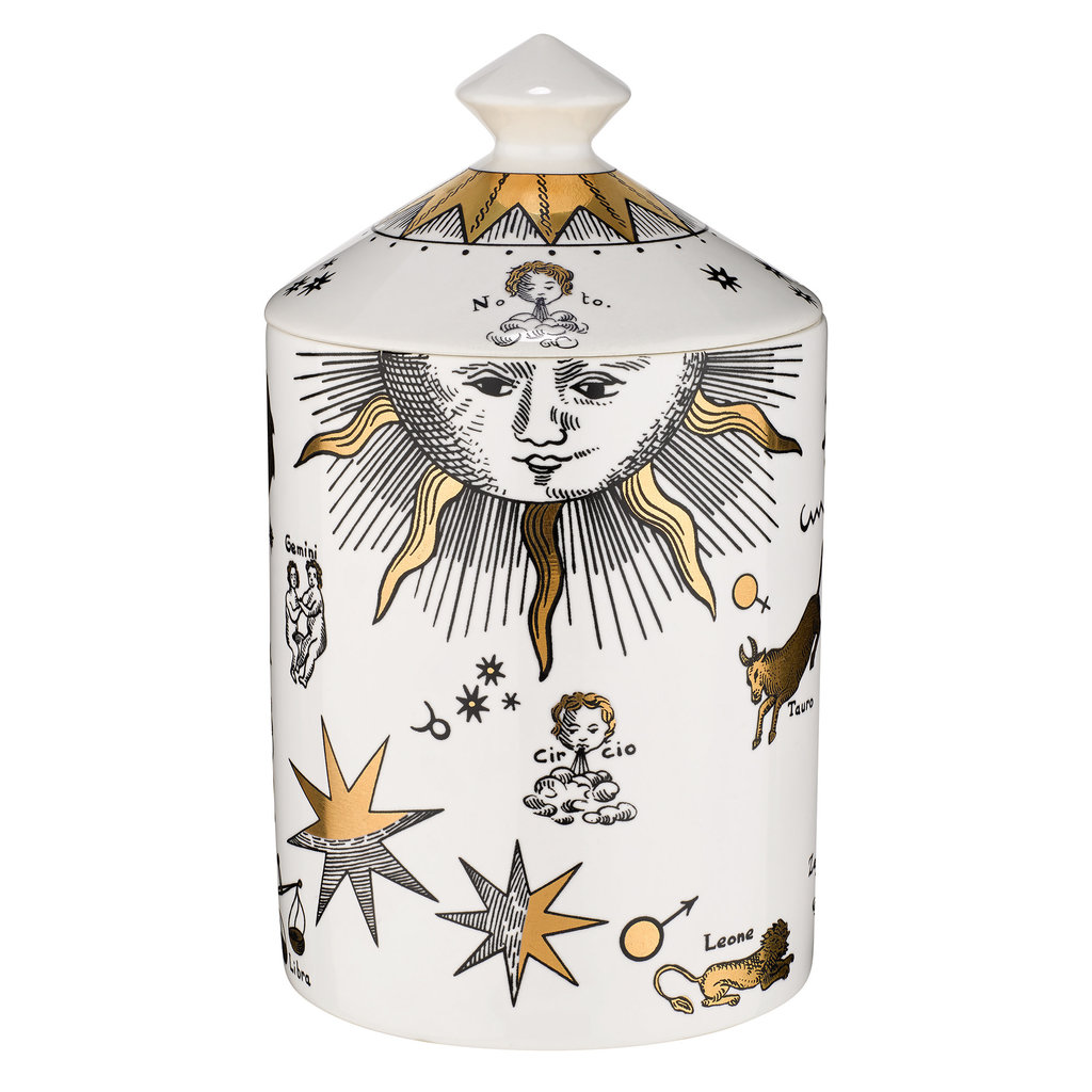 FORNASETTI FRAGRANCE Astronomicci Bianco Scented Candle - 300G