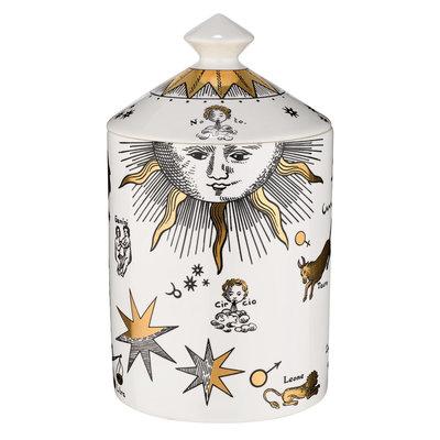 FORNASETTI FRAGRANCE Astronomicci Bianco Bougie Parfumée - 300G