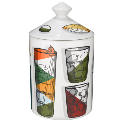FORNASETTI FRAGRANCE Cocktail Bougie Parfumée - 300G