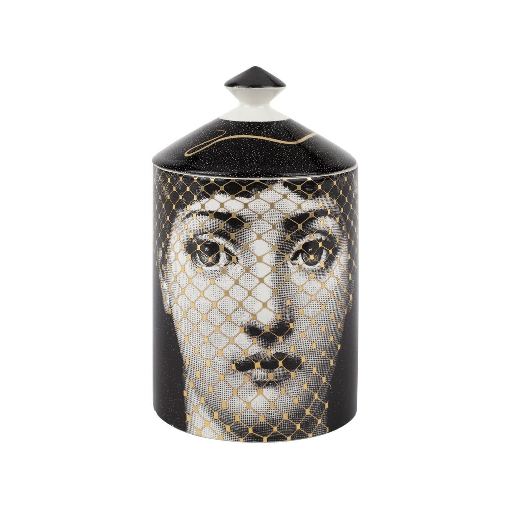 FORNASETTI FRAGRANCE Golden Burlesque Scented Candle - 300G