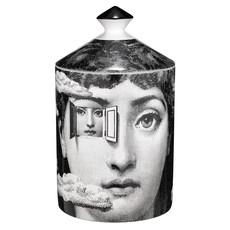 FORNASETTI FRAGRANCE Metafisica Bougie Parfumée 300G