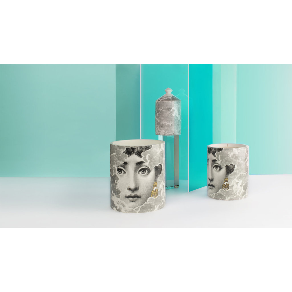 FORNASETTI FRAGRANCE Nuvola Medium Scented Candle 900G