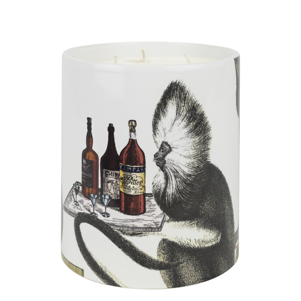 FORNASETTI FRAGRANCE Aperitivo Large Scented Candle - 1.9Kg