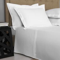 FRETTE Hotel Classic Parure de Lit Queen Blanc / Blanc