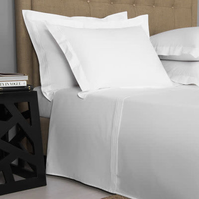 FRETTE Hotel Classic Queen Bedset White / White