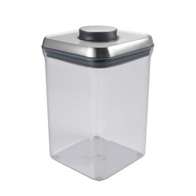 OXO 4 Qt Square Pop Container
