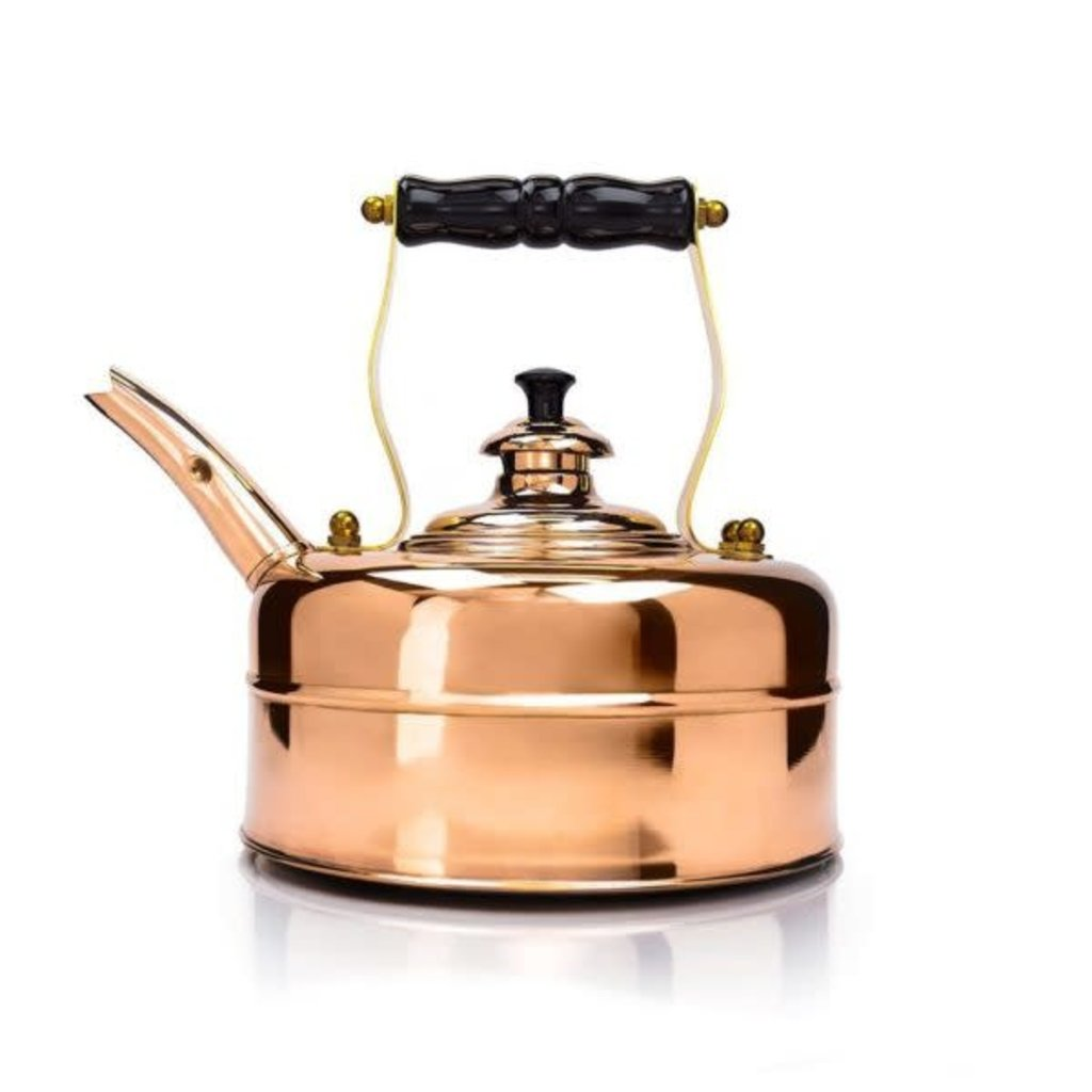 Induction Copper Whistling Kettle No.7