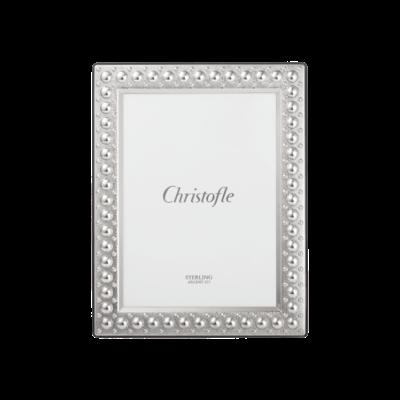 CHRISTOFLE Picture Cadre 10X15 Perles