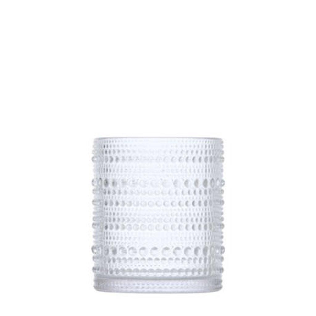 FORTESSA D&V Jupiter Clear Dof Glass 10Oz (.30L) 7.5X9.5Cm Set Of 6