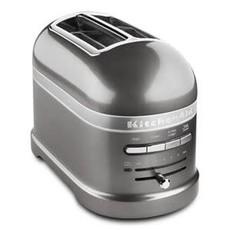 KITCHENAID Pro Line 2 Slice Toaster Medallion Silver