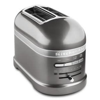 KITCHENAID Pro Line 2 Slice Toaster Medallion Argent