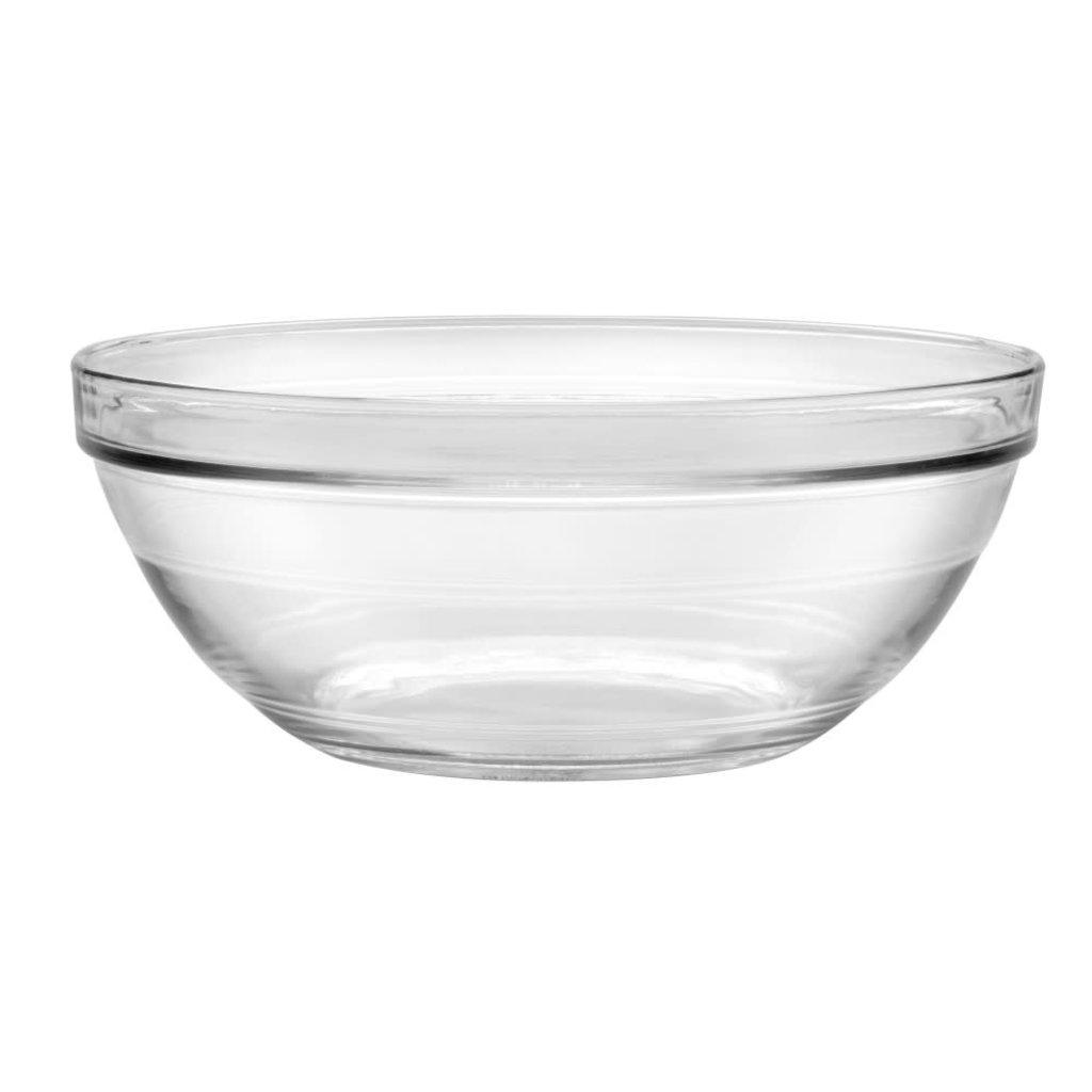 DURALEX LYS Stackable Clear Bowl 23 cm