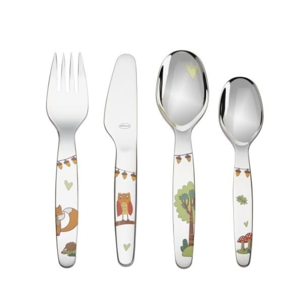 ROSLE Children's Cutlery Forrest Friends