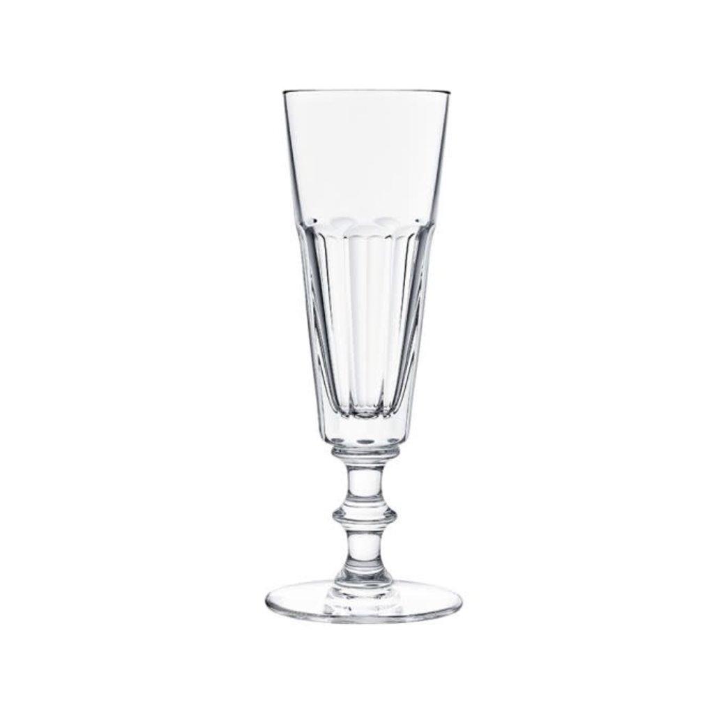 SAINT-LOUIS Caton Flute à  Champagne