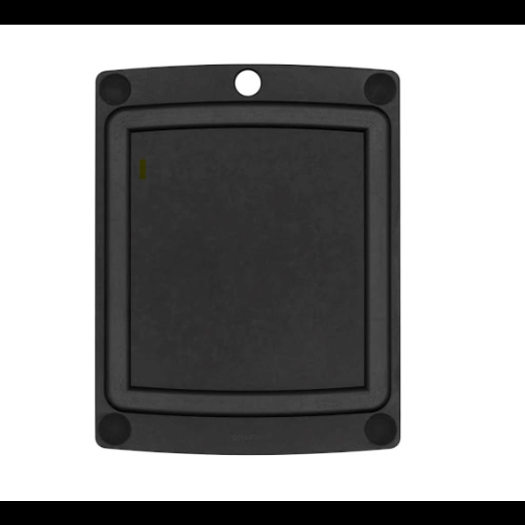 """EPICUREAN All-In-One Boards Slate/Black Feet 11.5"""" x 9"""""""